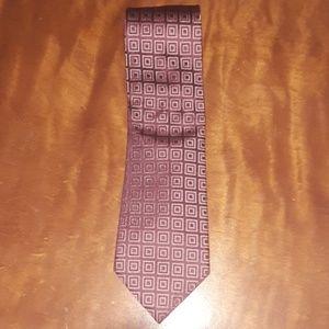 Silk Calvin Klein Tie